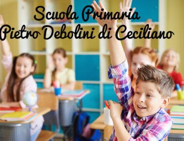 Elenco alunni classe 1A a.s. 2021/2022 Scuola primaria di Ceciliano