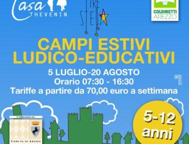 """Campi Estivi """"Casa Thevenin"""" – Uno, due, tre stella"""