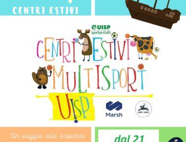 """Campi Estivi """"UISP"""""""