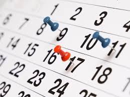 Impegni mese di giugno docenti scuola secondaria – Plesso Vasari e Ugo Nofri