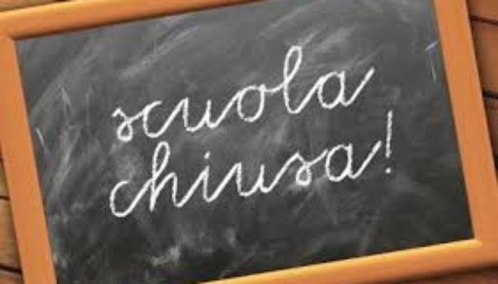 Coronavirus: in Puglia dal 22 febbraio al 5 marzo chiuse tutte le Scuole, le lezioni saranno in modalità digitale integrata (DDI)